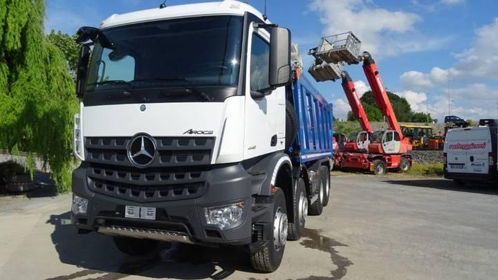 Mercedes-Benz Arocs 4148 - 2018