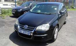 VW Jetta 5 2.0Tdi Colour Black Model 2011 5 Door Factory A/C&MP3 Play