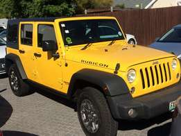 Immaculate Jeep Wrangler Rubicon Pack 3.6 l V6 Auto