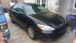 Super Clean Tokunbo 2003 Toyota Camry
