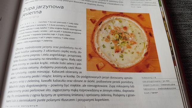 Książka Kucharska Kuchnia Polska 1001 Przepisów Ewa
