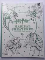 NEW Harry Potter Colouring Books with COLOUR artwork from the movies