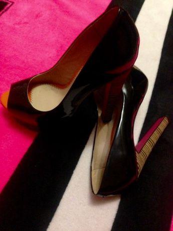 Туфлі натуральна шкіра  200 грн. - Жіноче взуття Луцьк на Olx 16b15c17724f1