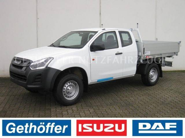 Isuzu D Max Space Cab Basic AT E6 Kipper