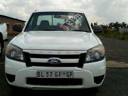 Long wheel base Ford Ranger 2.2 petrol
