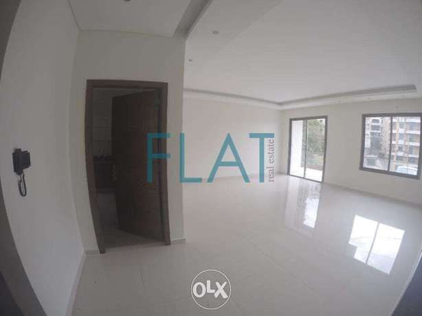 Apartment for Sale in Zouk Mosbeh - FC2055