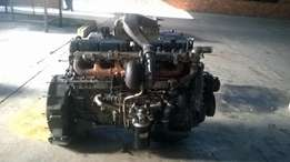 Nissan UD290 PF6T Engine for sale