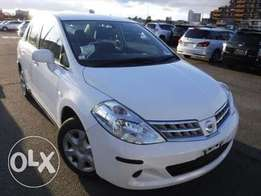 Nissan Tiida Latio 2010 For Quick Sale Asking Price 850,000/=o.n.o