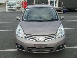 Nissan note new imported on sale.