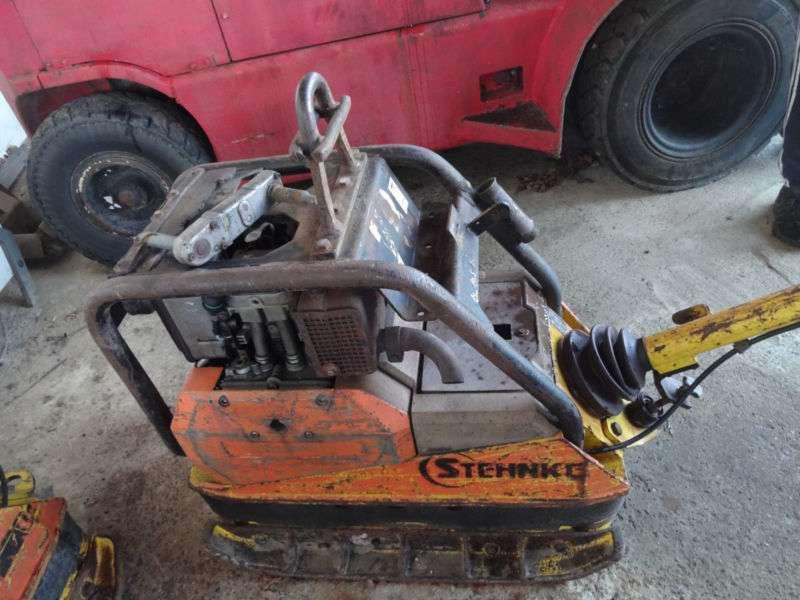 Wacker Dpu 4045h Rüttler Rüttelplatte Hatz Supra - 2000