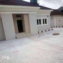 Newly Built 3bedroom Bungalow At zoo estate for Rent