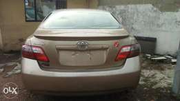 Bought brand new Neatly used Toyota Camry 2008 model just like tokunbo