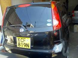 Well maintained clean Nissan note Lady owner