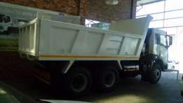 FAW 15.180FT Tipper deals