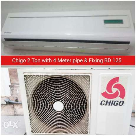 Ac For sale in good working Condition الرفاع -  4