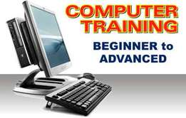 Professional Home, Corporate & Personal Computer Training
