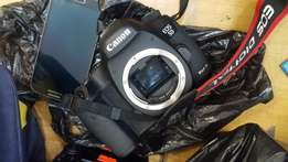 Brand new 5D Mark III with 24-70mm