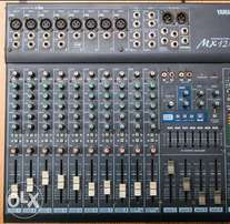 Nice Yamaha mix console 12/4 for sale... In need of urgent cash