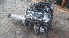 Mercedes Benz C270 CDI Engine (612) For Sale.