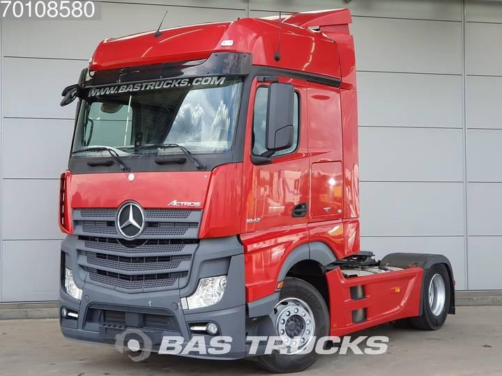 Mercedes-Benz Actros 1842 LS 4X2 Retarder ACC Euro 6 - 2014