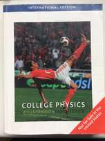 Textbook College Physics 8th Edition (Serway)
