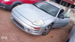 Toks 2004 Mitsubishi Eclipse coupe.. #direct Belgium. Complete duty