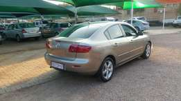2006 Mazda 3 1.6 with Only 96 000km