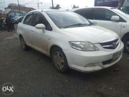 Honda Saloon excellent condition fully loaded.