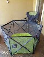 Portable Playpen. As New. Kimberley