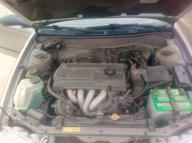 Tincan Cleared 2001 Toyota Corolla CE (gold color) Port Harcourt - image 6