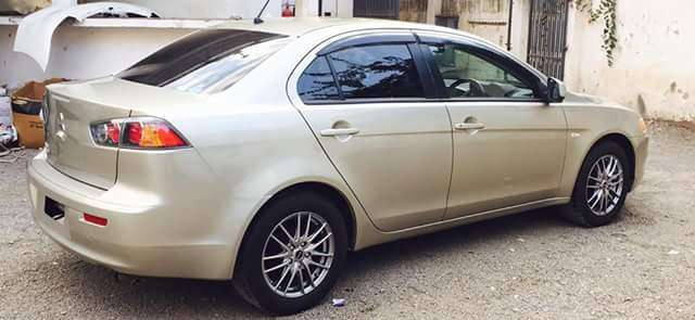 Mitsubishi galant fortis 2010 model on grand sale 1,150,000/= Highridge - image 7
