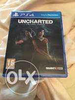 Uncharted Lost legacy game ps4