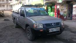 Nissan hard body Single Pickup for sale
