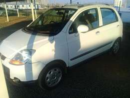 Chevrolet Spark 2010 model in excellent condition and very economical.