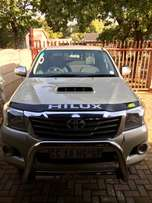 Toyota Hilux extra cab 2x4