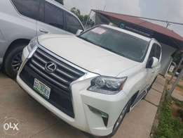 Extremely Clean Lexus GX460 Jeep 2014 model