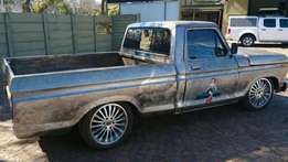 Ford F250 , 1973, nickname *Bullet* with 2JZ upra engine