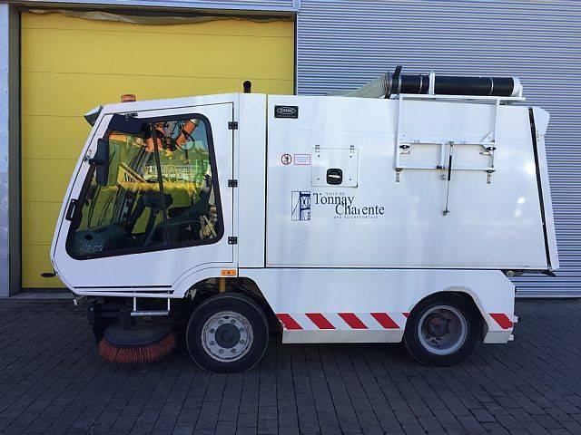 Schmidt Tennant A80 Kehrmaschine - 2010