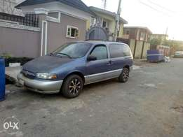 Villager mercury Nissan Quest 2002 model first body buy and drive