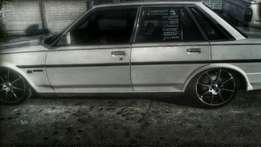 Toyota cressida (bonet,fender and bumper) wanted