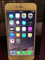 Apple i-Phone 6 Plus 64G Gold With Box and accessories