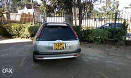 Toyota Carib kav manual 1500ccefi asking 395k