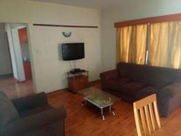 Two and Three Bedroom Apartment Fully Furnished in Westlands