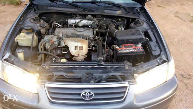 Superb and pimped clean Toyota camry for sale Ovia North East - image 5
