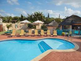 Popular Resort at Shelly Beach Low Price R4500 for 7 nights April 2017