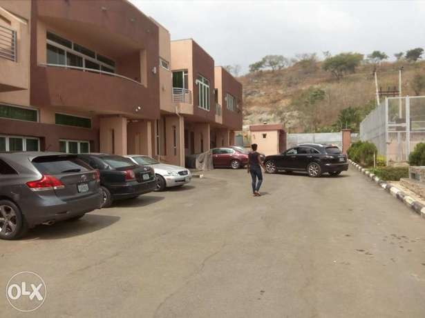 3 bedroom all Ensuite Terrace Duplex Jabi - image 2