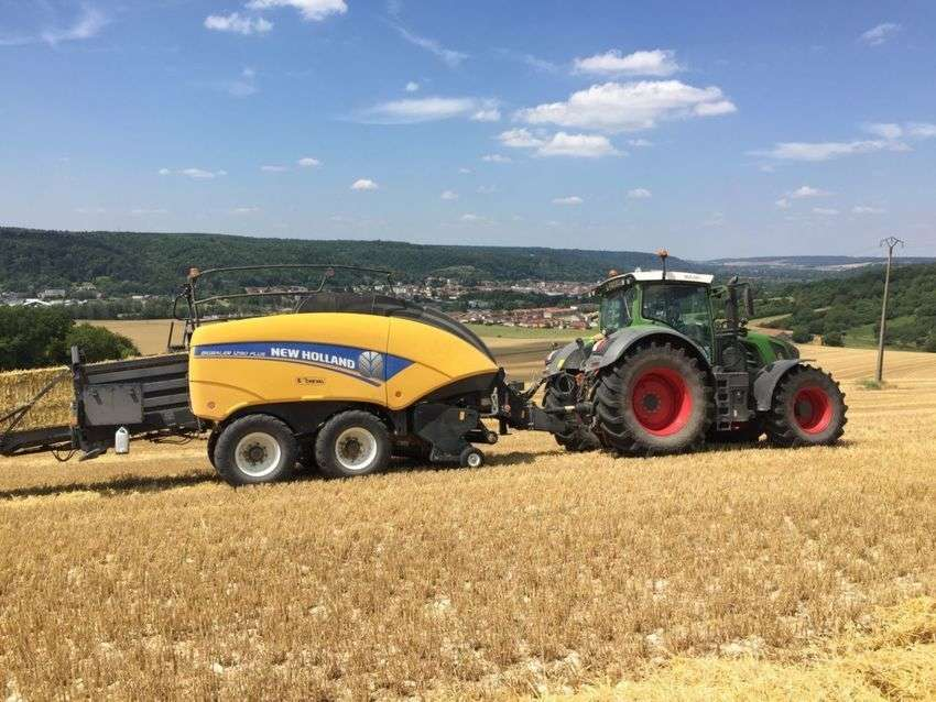 New Holland Bb1290 Plus - 2018