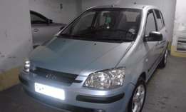 Honda Gatz 1.6 Model 2006 5 Door ColourSky- Blue Factory A/C&CD Player