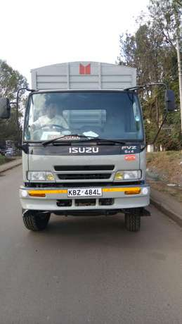 ISUZU FVZ KBZ 2014Model,very clean and in Good condition!! Parklands - image 3