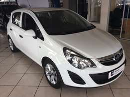 2015 Opel Corsa 1.4 Essentia 5Dr For only R144995